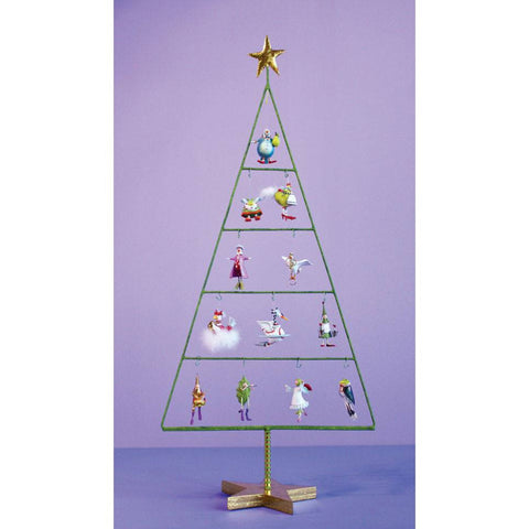 12 Days Mini Display Tree 97cm