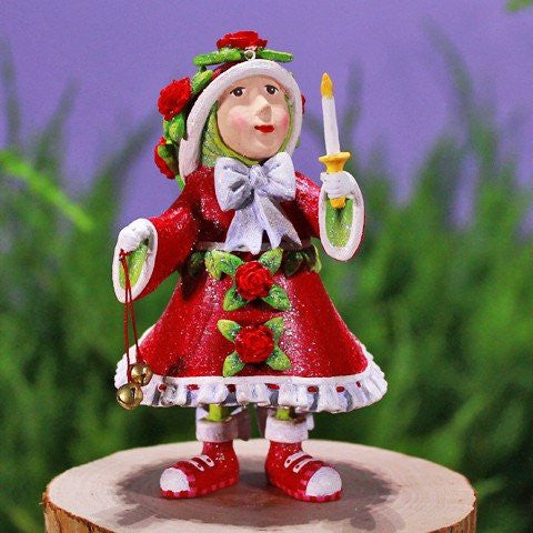Donna's Light Elf Ornament 12cm