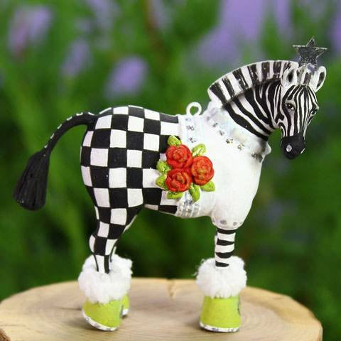 Mini - Zelda Zebra