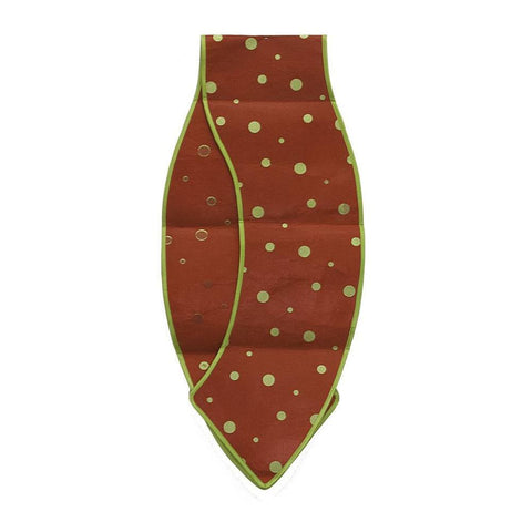 Table Runner Red/Green