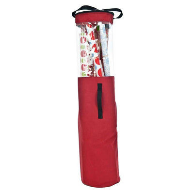 wrapping paper storage tube - My Christmas