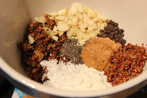 Red Quinoa Power Balls Mix