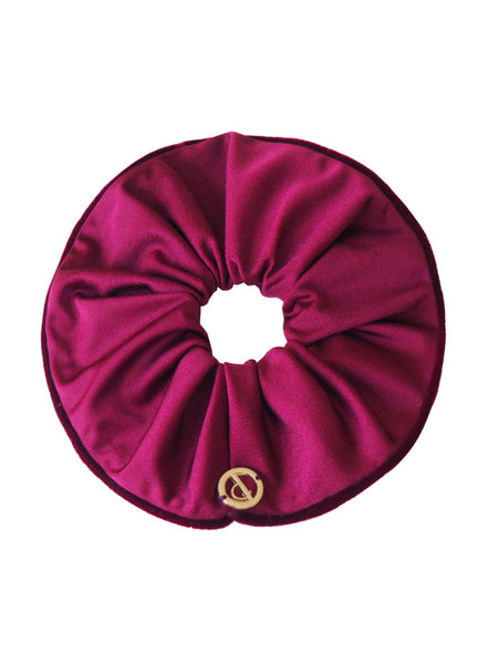 Scrunchie Bordeaux