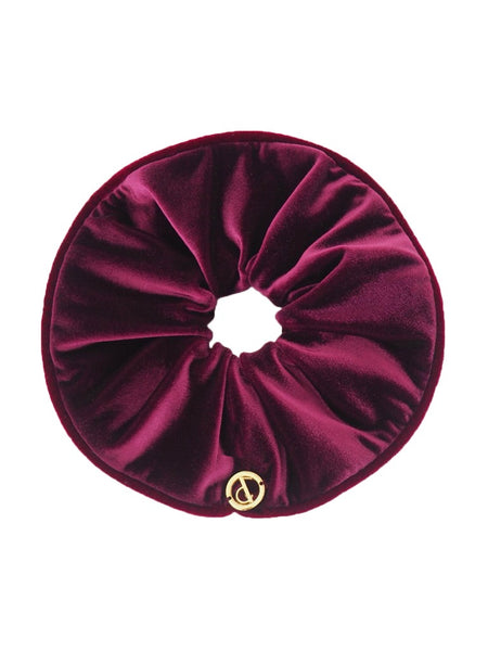 ScrunchieChic Bordeaux