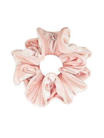 Celosia Scrunchie Light Pink