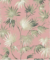 Pearl Lowe collaboration wallpaper woodchip and magnolia