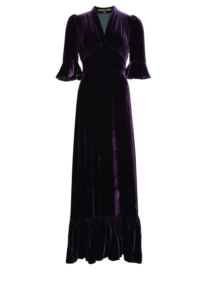 Floor Length Velvet Joan