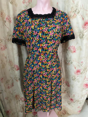 Betty Barclay Floral Dress