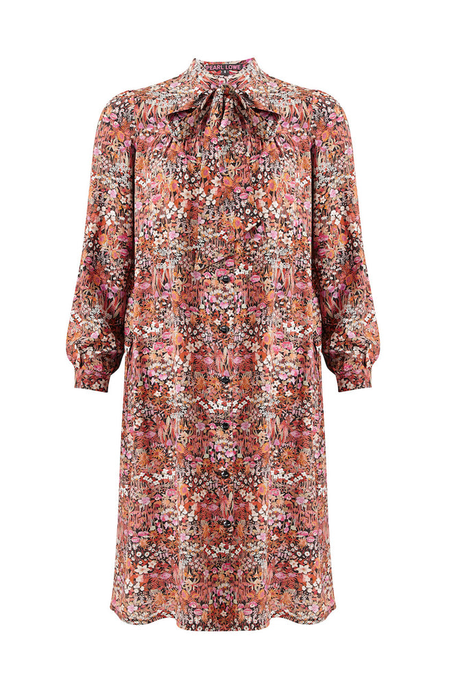 Liberty print Silk Polly