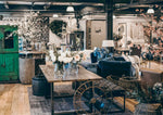 An industrial room interior by Cotswold Grey