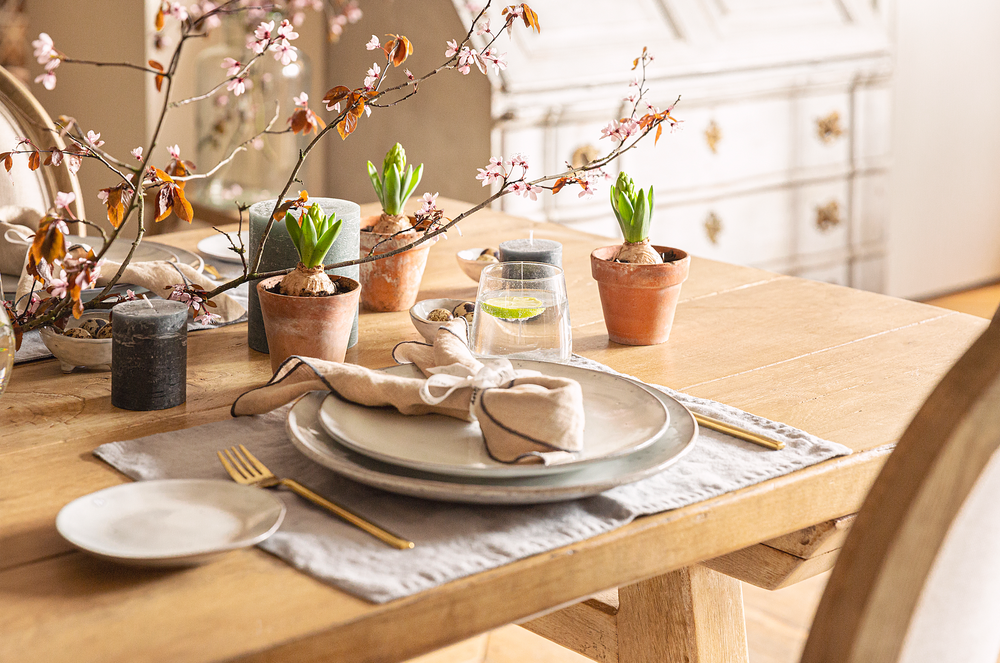 Our Guide to Creating the Perfect Easter Tablescape