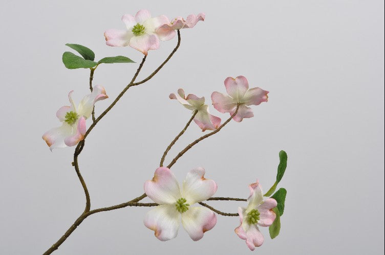 Dogwood Spray Pink 68cm
