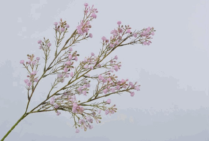 Load image into Gallery viewer, Pink Gypsophila Spray 66cm