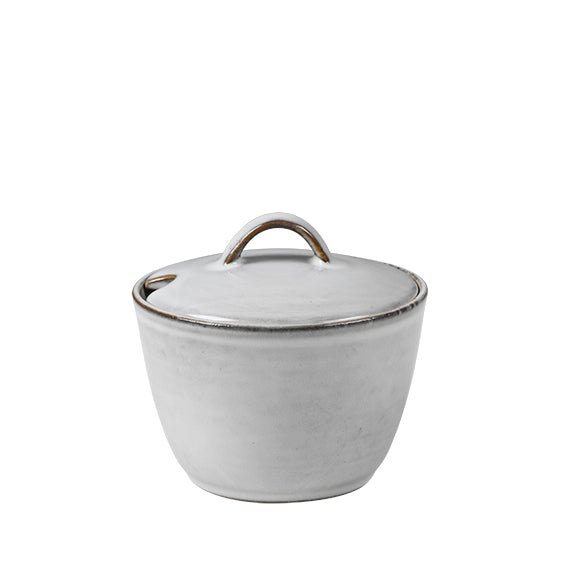 Load image into Gallery viewer, Broste Nordic Sand Sugar Bowl