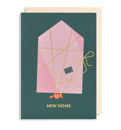 Maya Stepien - New Home