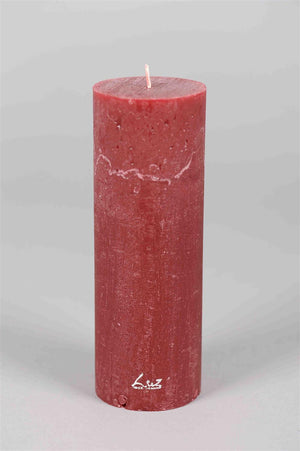 20cm Thin Rustic Candle - Chateauneuf No.26