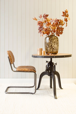 Load image into Gallery viewer, Soho Dining Chair - Cuba Brown