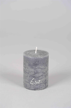 Load image into Gallery viewer, 8cm Rustic Candle - Basalt No.16