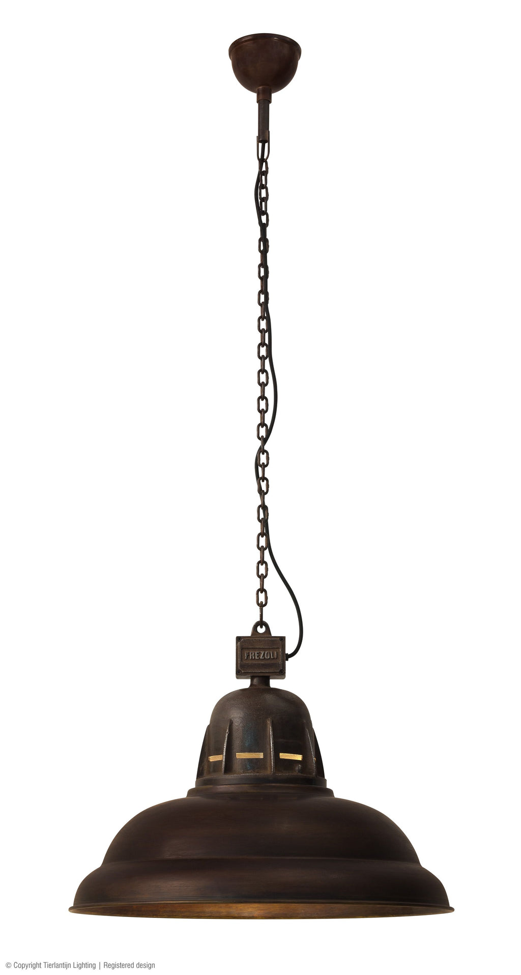 Borr Hanging Lamp Copper