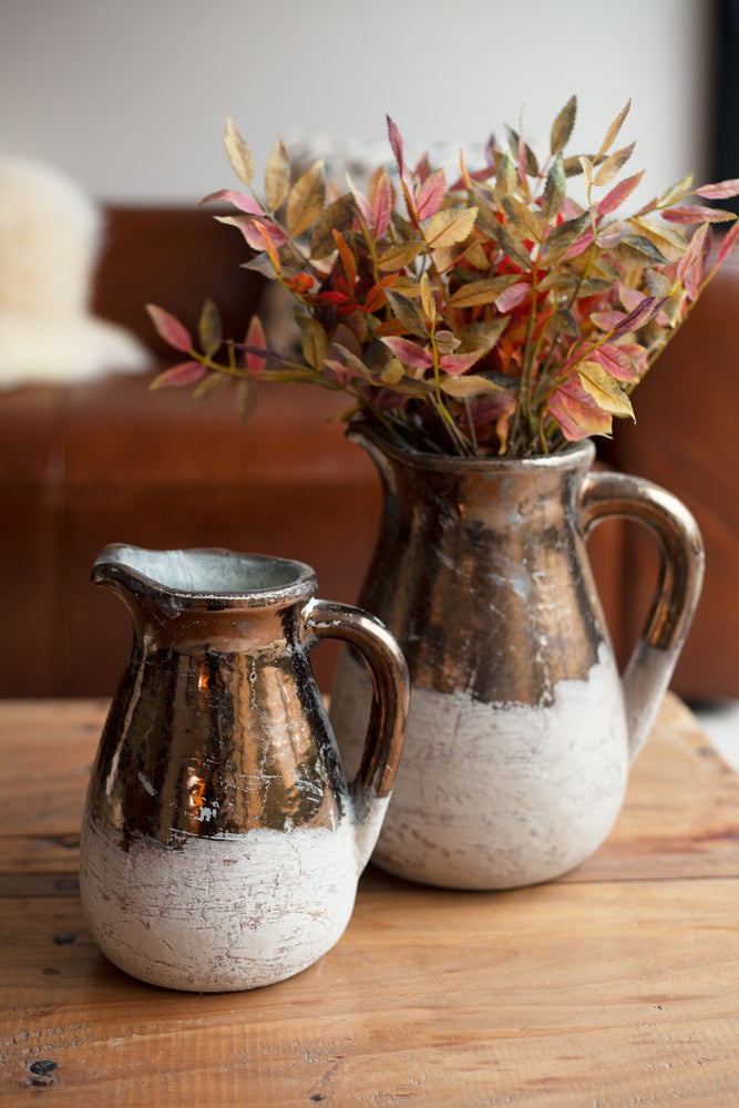 Rustic Bronze - Medium Pitcher