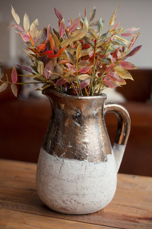 Load image into Gallery viewer, Rustic Bronze - Large Pitcher