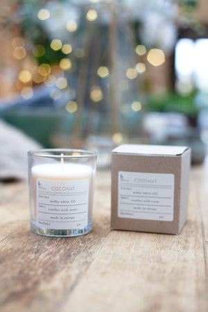 Broste Scented Candle - Coconuts