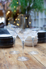 Broste Bubble Martini Glass