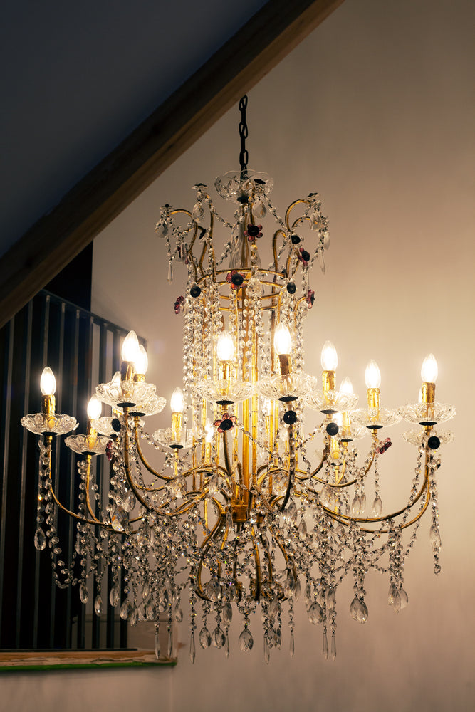Load image into Gallery viewer, The Bardot Chandelier