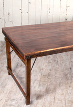 Copper Dining Table - 180cm