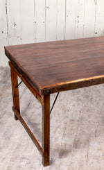 Copper Dining Table - 210cm