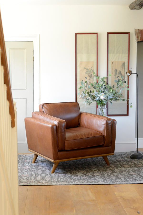 The Spector Chair - Ostuni Pecan