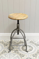 Malmo Stool - Iron
