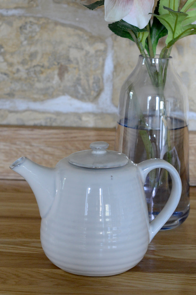 Broste Nordic Sand Tea Pot - Small