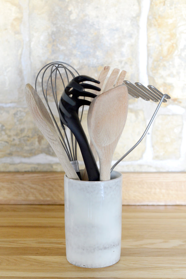Broste Nordic Sand Utensil Holder