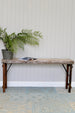 White Console Table - 165cm