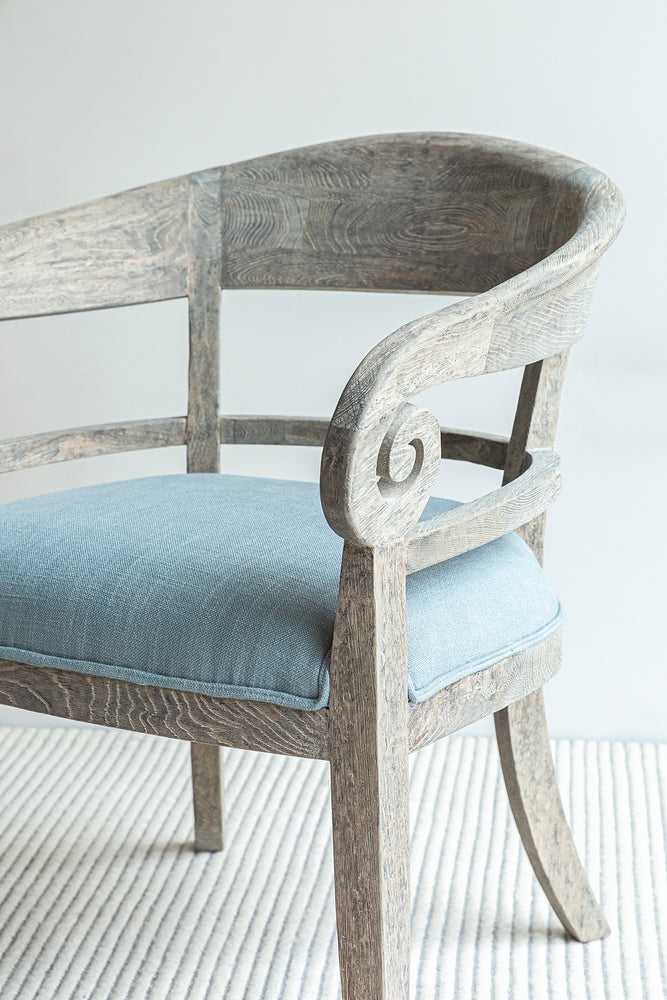 Dijon Chair - Pebble