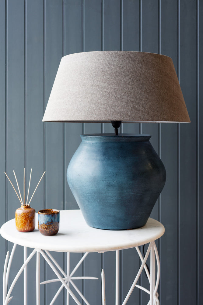 Disio 2 Old Blue Table Lamp