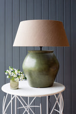 Disio 2 Old Green Table Lamp