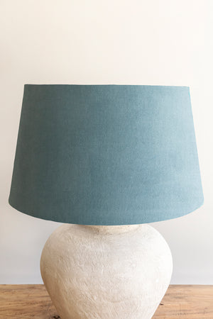 Load image into Gallery viewer, Empire Shade 36/44cm - Airforce Blue Velvet