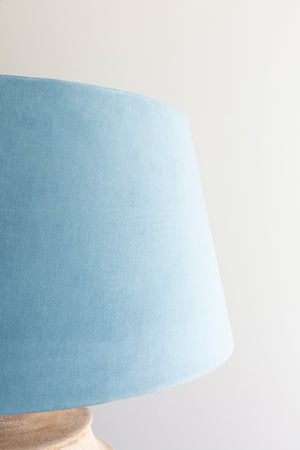 Empire Shade 40/50cm - Airforce Blue Velvet