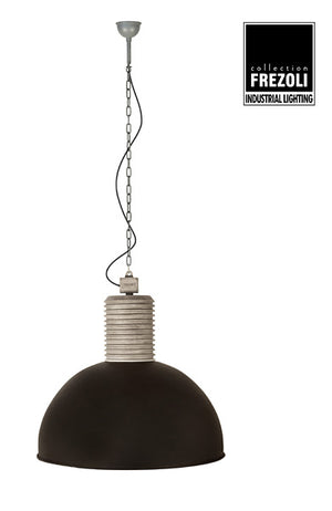 Frezoli Pendant Lamp - Matt Black
