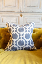 Crown Grey Cushion