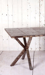Iron Dining Table - 180cm