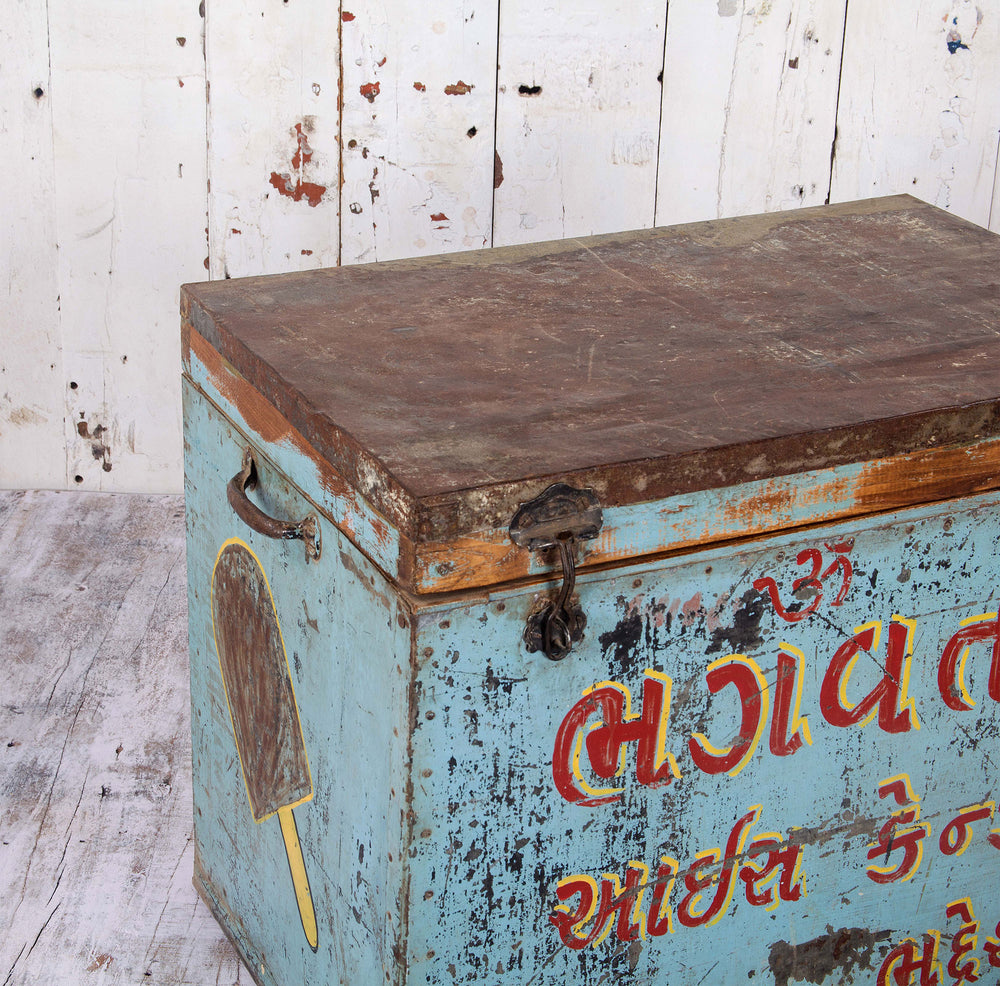Indian Drinks Box