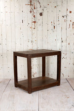 Wooden Side Table 1