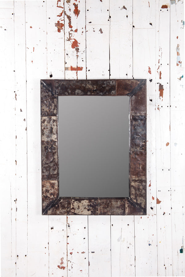 Rectangular Iron Mirror Frame