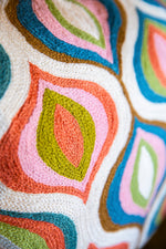 Pod Multicoloured Cushion