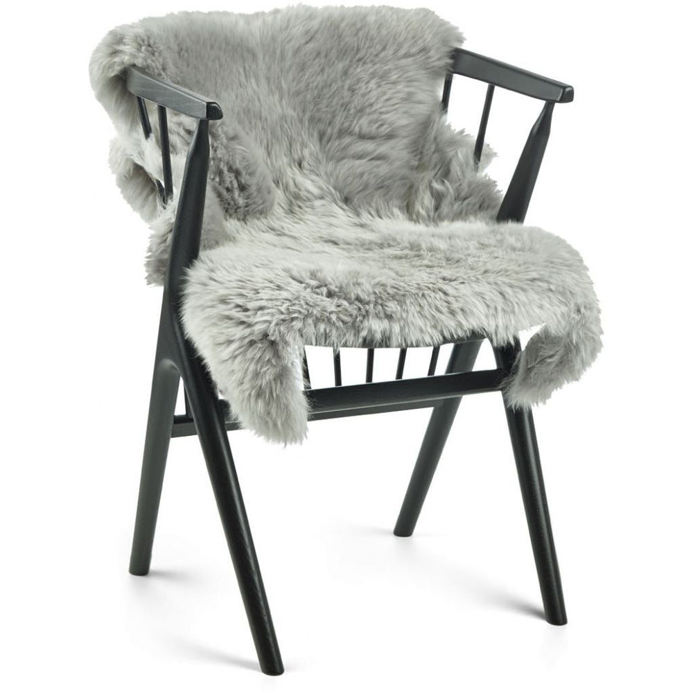 New Zealand Sheepskin - Light Grey