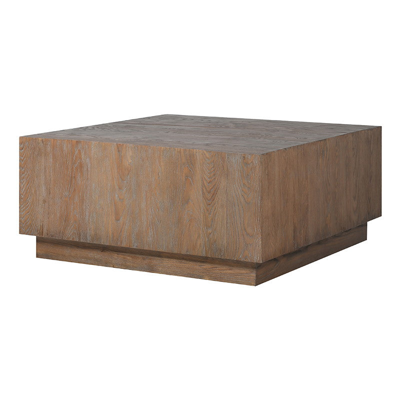 Weathered Elm Coffee Table