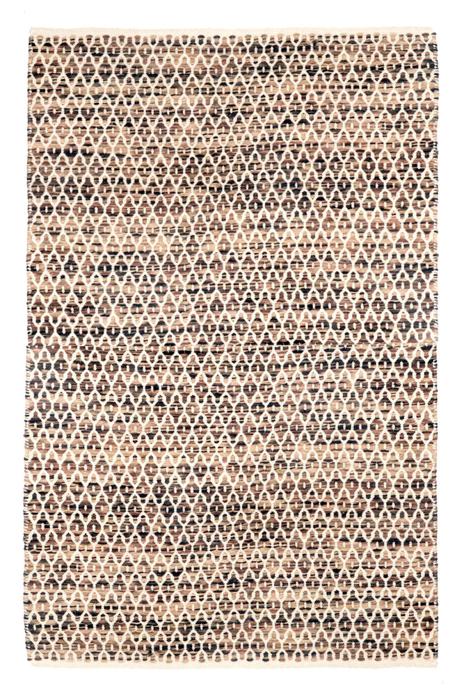 Load image into Gallery viewer, Savannah 1 Natural Woven Patterned Rug